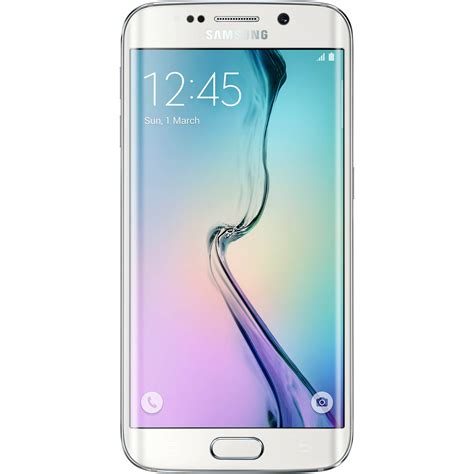 H Samsung S6 Samsung Galaxy S6 Edge Sm G925i 64gb Smartphone G925i 64gb Wht
