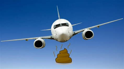 How Toilets Are Cleaned In An Airplane A Is For Airplan