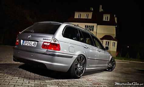 Bmw E46 Touring Tieferlegen by Bmw E46 Touring 320d By Max Marcin G Flickr