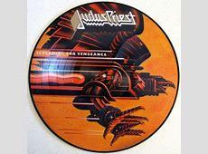 Judas Priest Screaming For Vengeance Picture Disc Vinyl LP ... Judas Priest Screaming For Vengeance Vinyl