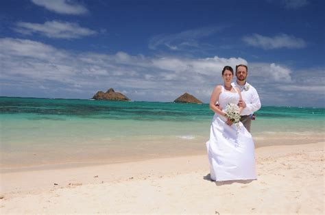 Lanikai Beach Weddings   by Bridal Dream Hawaii