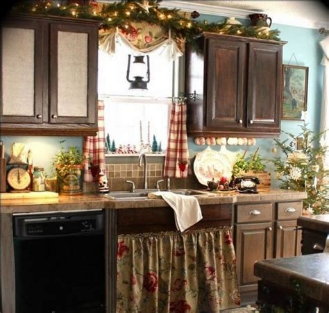 28 country kitchen curtains ideas country