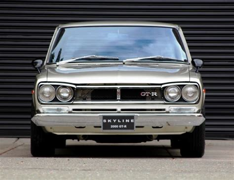 vintage nissan skyline the best vintage nissan skylines for sale now gear patrol