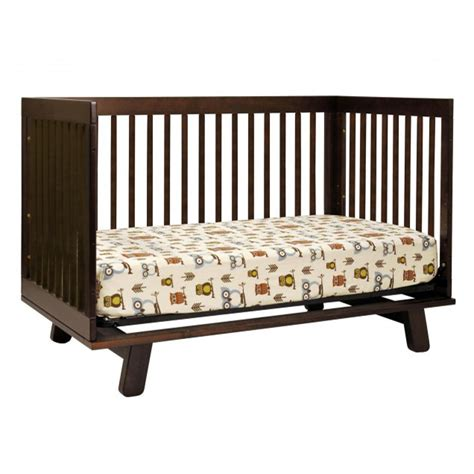 Hudson Convertible Crib Espresso Hudson Convertible Crib By Babyletto Rosenberryrooms