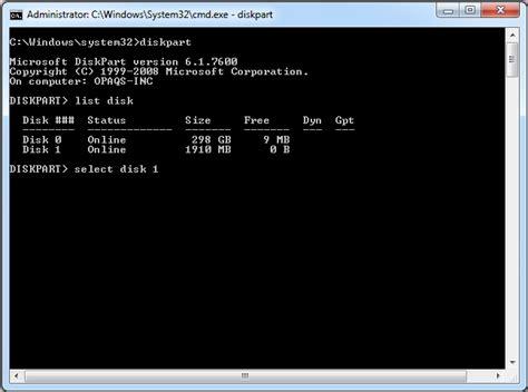 membuat bootable usb lewat cmd cara membuat bootable usb drive untuk instal windows