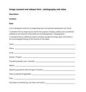 photo release consent form template image release form 17 free documents in pdf