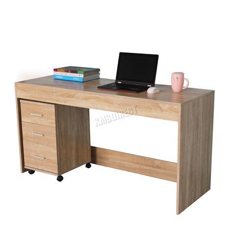 scrivania casa westwood scrivania da computer pezzo tavolo con 3 cassetti
