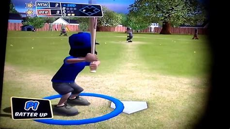 pablo sanchez backyard sports backyard baseball story mode game 1 pablo sanchez comes