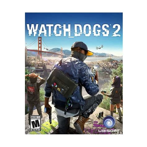 Sony Ps4 Dogs 2 jual sony ps4 dogs 2 dvd harga