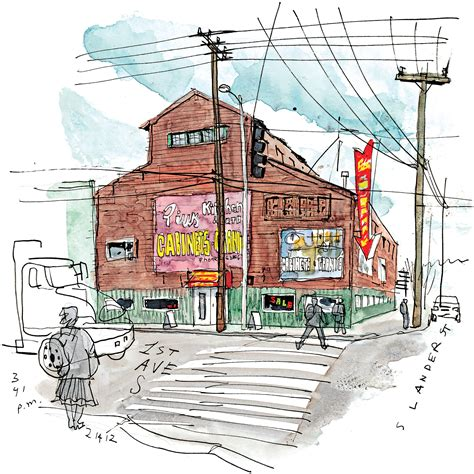 a look back at 2012 drawing on seattle history the