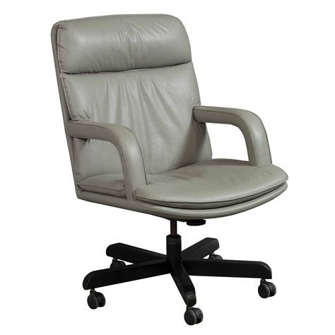 Taupe Chair by Used Leather Conference Chair Taupe National Office