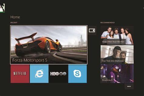 microsoft previews xbox  dashboard reveals console