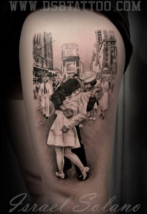 Tattoo New York Times Square | 17 best images about tattoos on pinterest perfect kiss