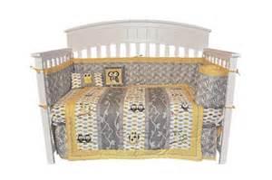 Unique Baby Bedding Sets Neutral Wow Look Unique Gender Neutral 10pc Owl Baby Crib Bedding