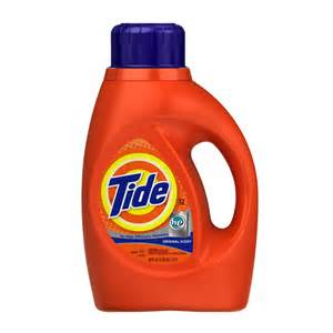 Run tide laundry detergent only 5 49 per bottle at amazon coupon