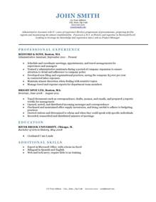 Resume Template Expert Preferred Resume Templates Resume Genius
