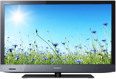sony kdl   ultra slim multi system led tv