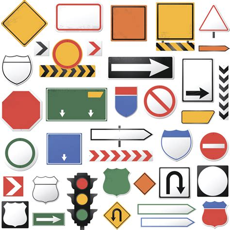 Park Bench Icon Road Signs 10 Free Vector Graphic Download