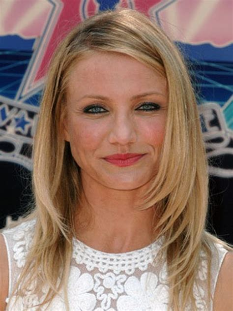 cameron diaz hair cut inthe other cameron diaz s inspiring hairstyles for women with fine hair