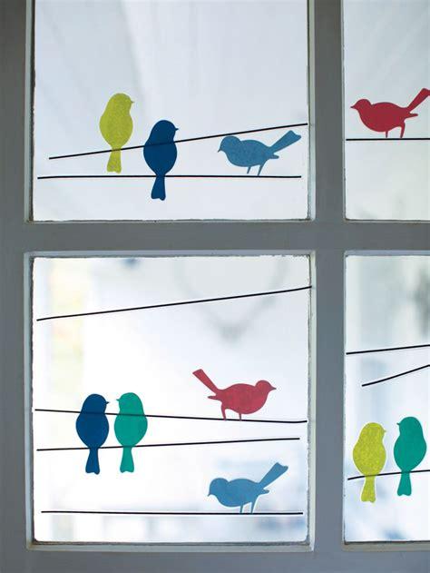 Window Decals Bird by Bird Window Stickers Ideias Pinterest