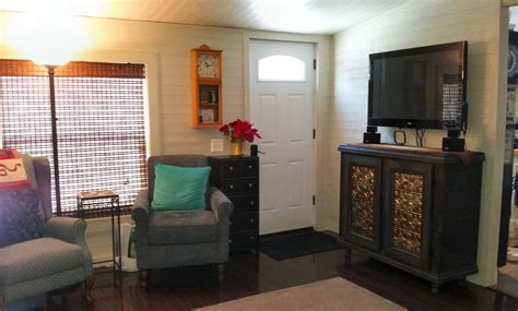 mobile home living room remodel finale bestofhouse net