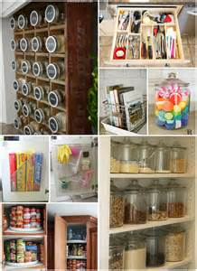 Kitchen Organization Tips by Kitchen Organization Tips The Idea Room