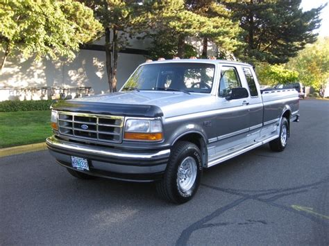 1993 ford f 150 xlt 1993 ford f 150 xlt 4x4 super cab long bed