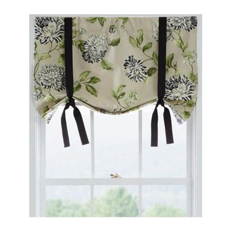 tie up curtain pattern 25 best ideas about tie up curtains on pinterest