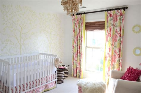 green and pink nursery vote october room finalists