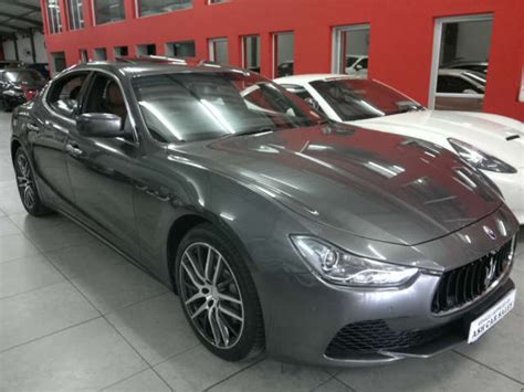 used maserati ghibli used maserati ghibli for sale in kwazulu natal 1354743
