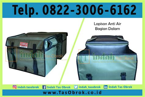 Tas Motor Jambi 0822 3006 6162 jual tas delivery makanan sambas