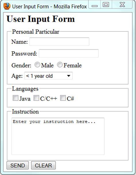 html tutorial and exles pdf java servlets a tutorial