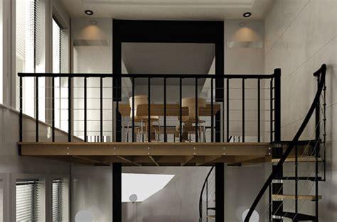 soppalchi per interni scale per interni in legno e ferro scale rintal