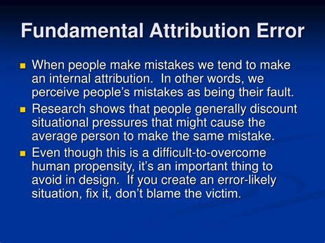 the fundamental attribution error custom paper academic