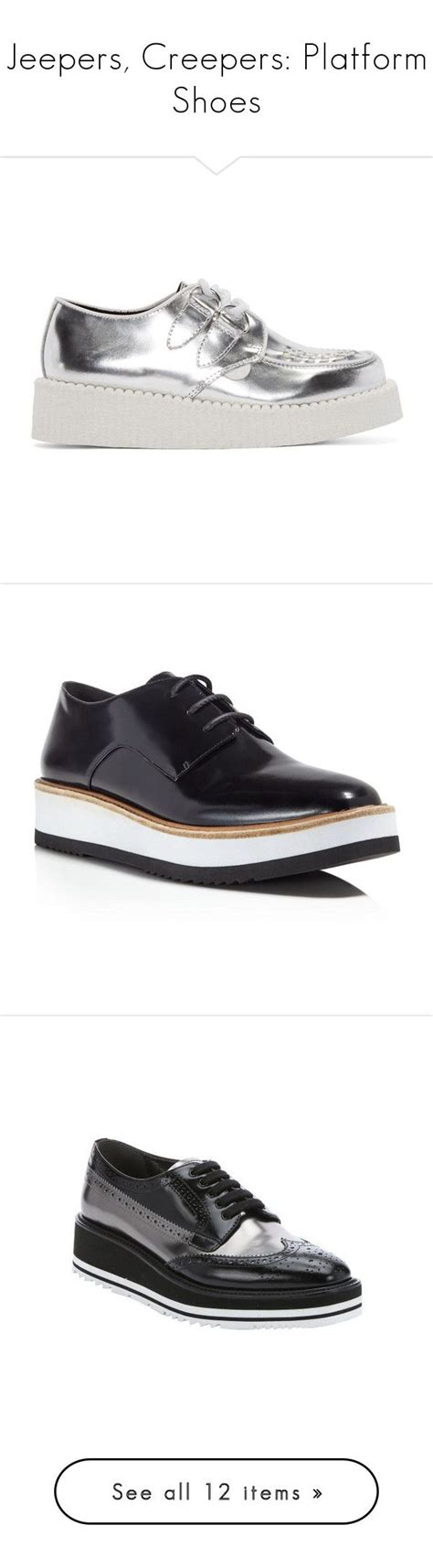 jeepers creepers sneakers quot jeepers creepers platform shoes quot by polyvore editorial