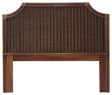 Tropical Headboard by Rattan Headboard Cinnamon Tropical Headboards