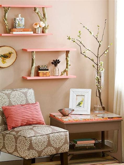 diy home interior design ideas diy decorating the best diy shelves