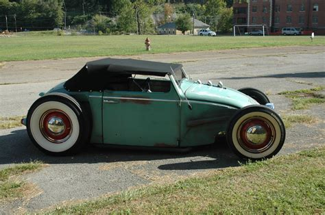 volkswagen beetle 1960 custom pin rat rod beetle on pinterest