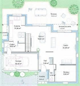 plan cubique etage