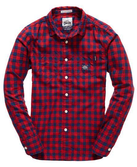 Superdry Casual Tshirt superdry riveter slub shirt