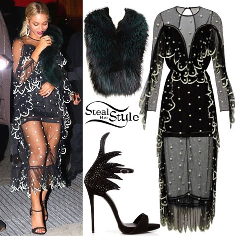 Beyonces Style by Beyonce Winter Fashion Www Imgkid The Image Kid