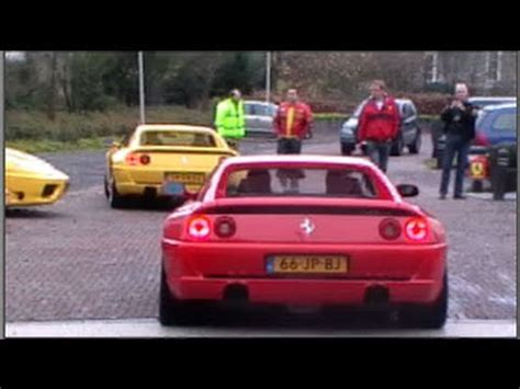 f355 acceleration f355 sounds tubi exhaust accelerations
