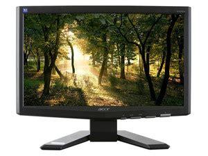 Monitor Acer X163w monitor lcd acer widescreen de 15 6 quot modelo x163w