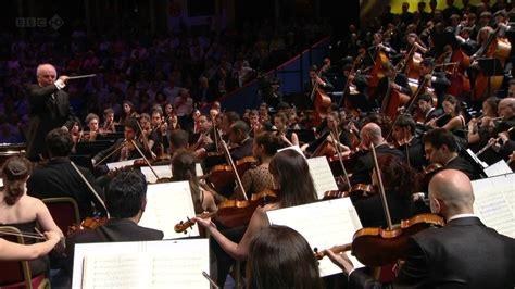 west eastern divan orchestra beethoven symphony no 9 mvt 2 barenboim west eastern