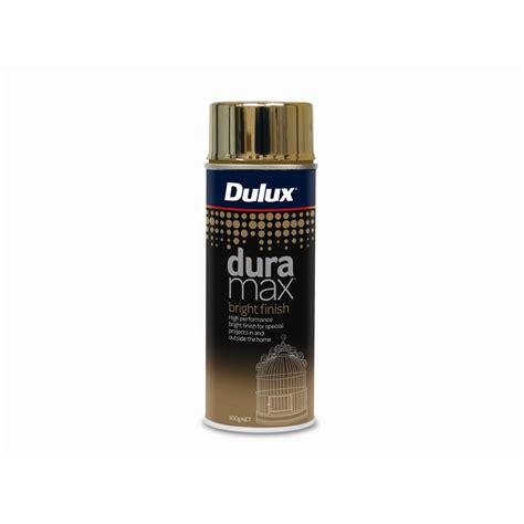 dulux duramax 300g bright finish gold spray paint