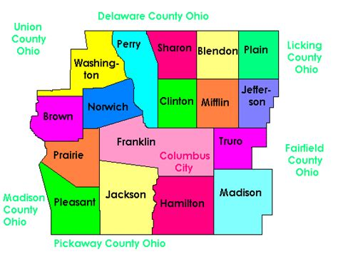 Franklin County Ohio Property Records County Ohio Auditor Property Search