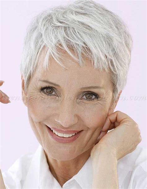 old thin hair cuts pixie haircut fine hair older women google search