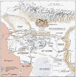complete us map united states in 1865 vs morgoth forces in the war of