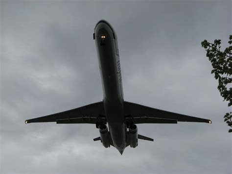 Alaska Stripe anchorage airport landing