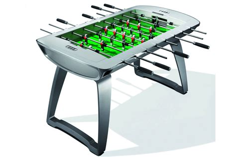 Soccer Table by The Car Audi S 220 Ber Cool Soccer Table Enters Production